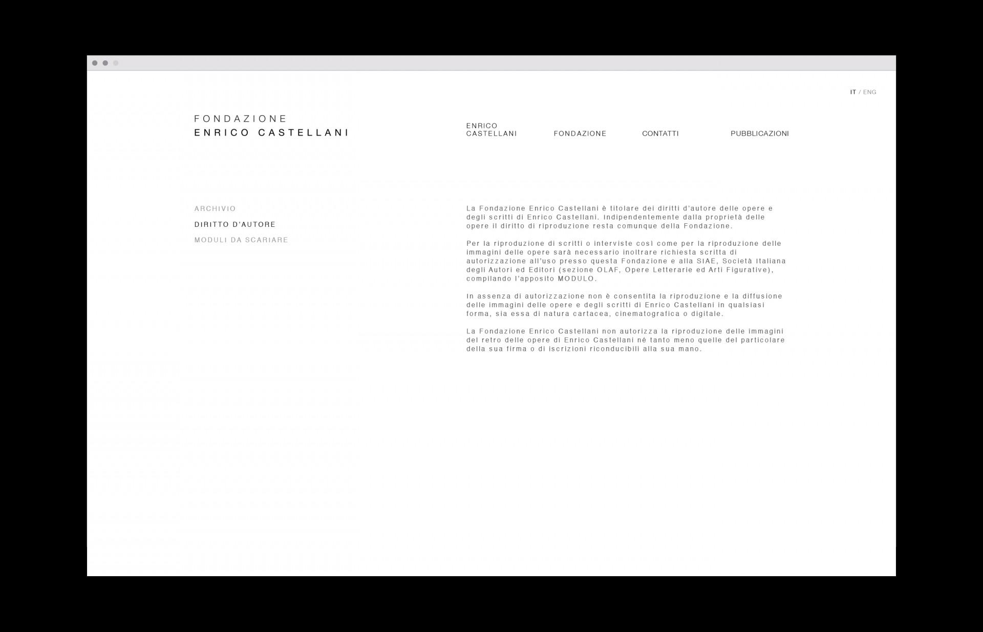 BS Fondazione Enrico Castellani